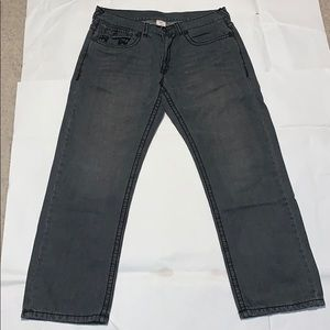 TRUE RELIGION BIlLY Men backflap pockets W40 L34